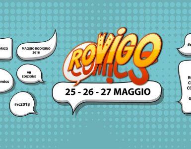 Rovigo Comics 2018